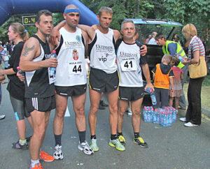 Marathon team Kula